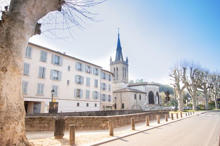 Journées du patrimoine 2020 - Visite de la Collégiale Notre-Dame des Marais