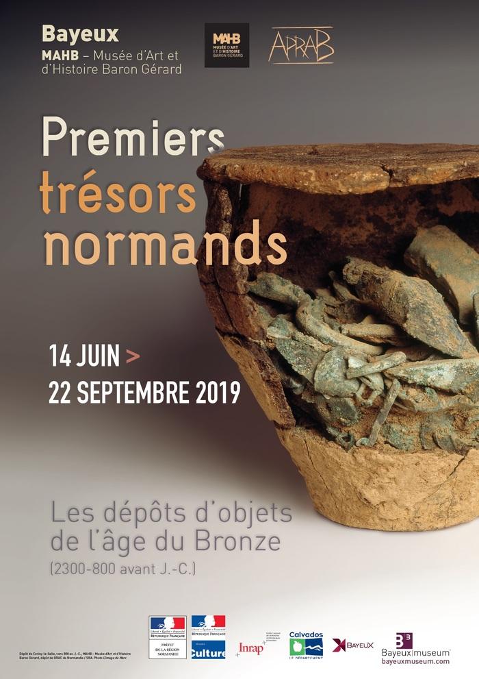 Journées du patrimoine 2019 - Exposition : Premiers Trésors Normands