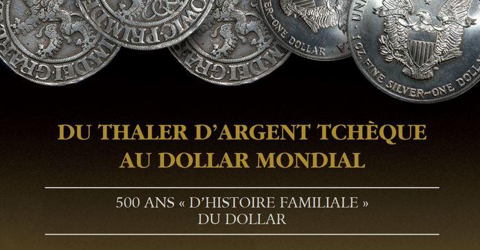 Journées du patrimoine 2019 - Ateliers pour les familles : du thaler d'argent tchèque au dollar mondial
