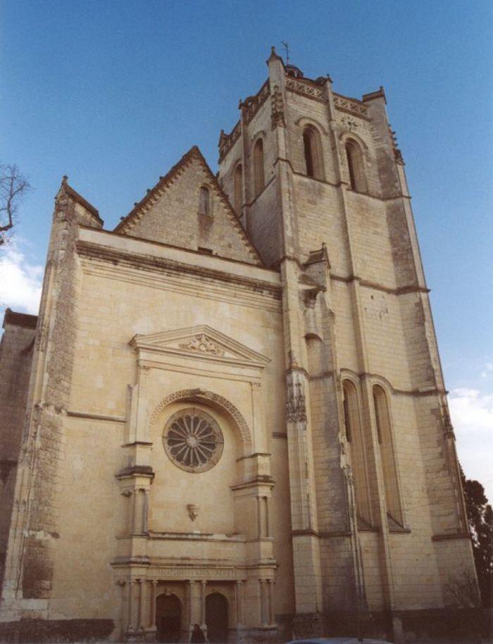 Journées du patrimoine 2020 - Découverte de la collégiale Saint-Maurice à Oiron