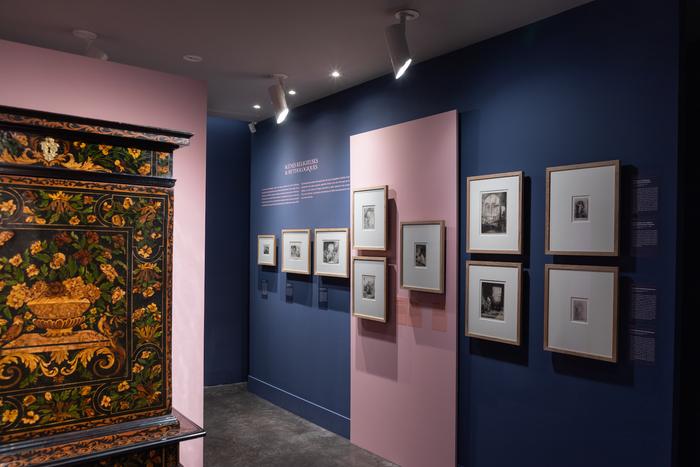 Journées du patrimoine 2020 - Ouverture du cabinet Rembrandt pour des visites libres ou guidées