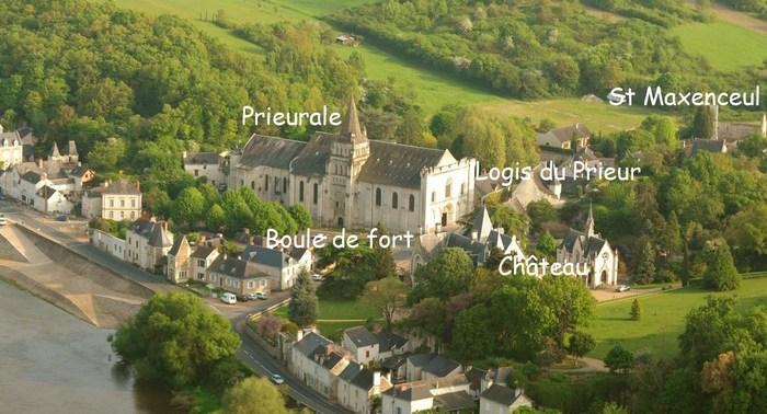 Journées du patrimoine 2020 - Déambulation à travers le village de Cunault
