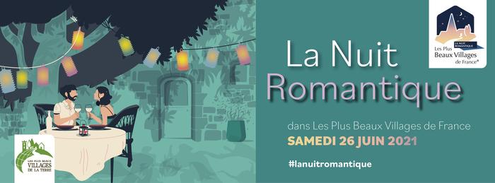 La Nuit Romantique à Gourdon