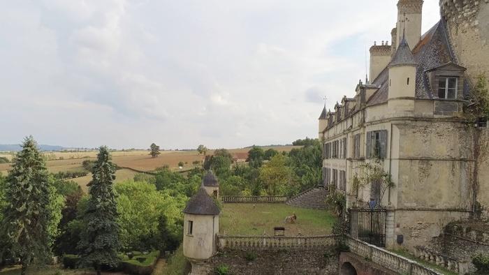Journées du patrimoine 2019 - Paul de Lavenne, Comte de Choulot (1794-1864), un paysagiste du XIX Siécle, des idées toujours d'actualité