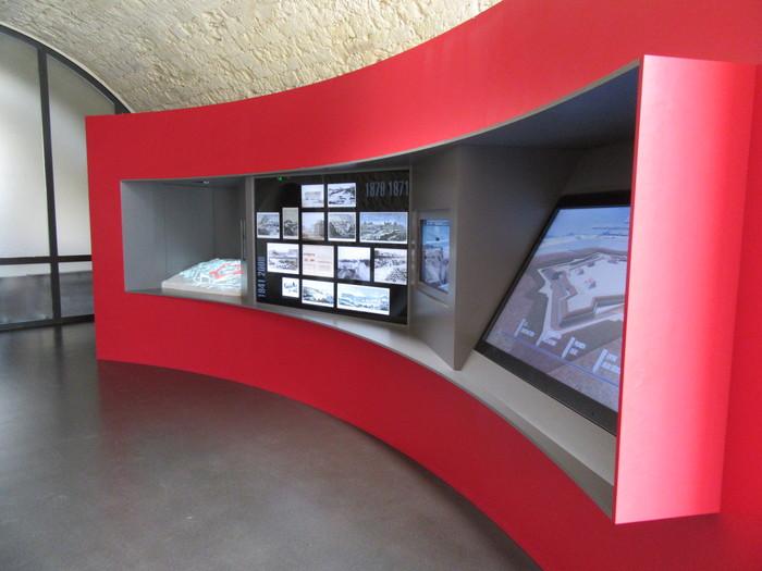 Journées du patrimoine 2019 - Visite guidée du Mur mémoriel et de l'exposition: La Commune Illustrée.