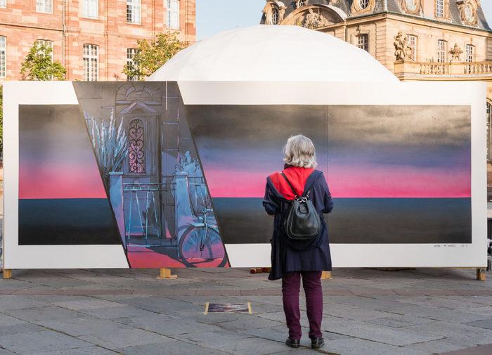 Journées du patrimoine 2020 - Vernissage : Performance de Kean X Maxime Ivanez - Hors les murs Colors Festival