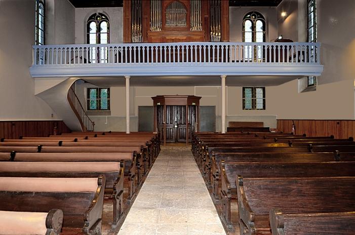 Journées du patrimoine 2019 - L'orgue se fait entendre
