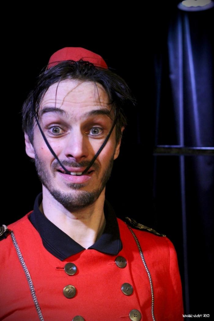 Journées du patrimoine 2019 - « A visage découvert » spectacle de Clown
