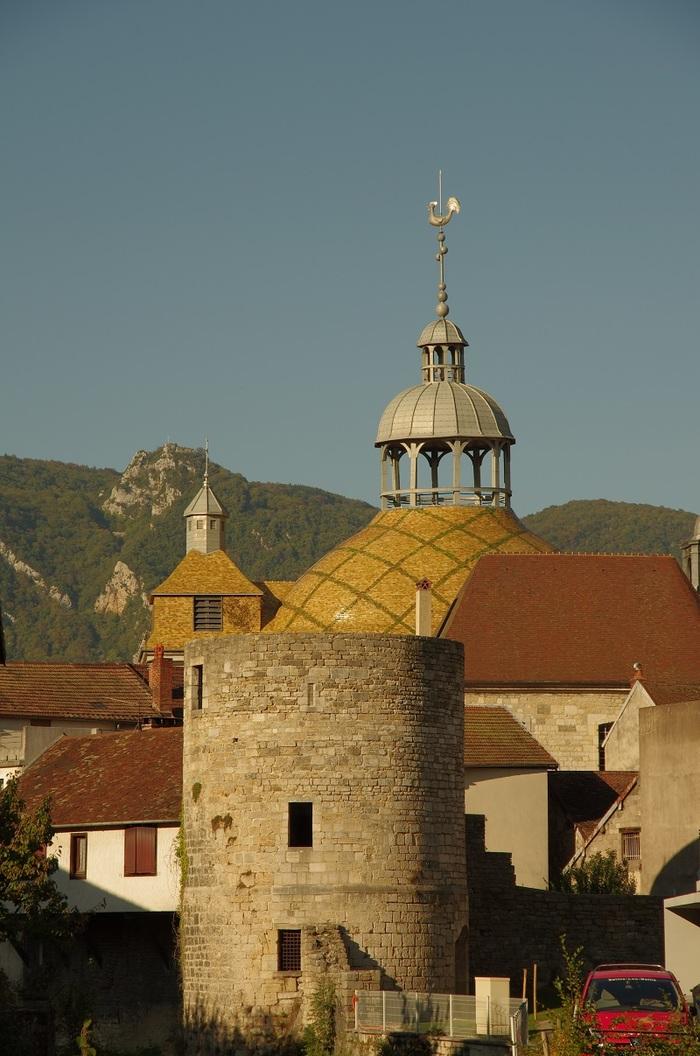 Journées du patrimoine 2020 - Découvrez le dôme de Notre Dame Libératrice et sa charpente
