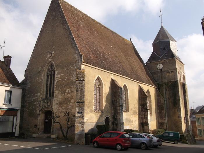 Journées du patrimoine 2020 - Visite libre de l'église Saint Germain-d'Auxerre