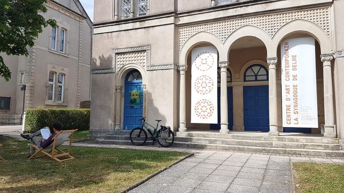 Journées du patrimoine 2020 - Découverte du centre d'art contemporain - la synagogue de Delme et de la Gue(ho)st House