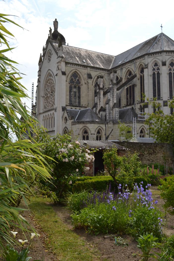 Journées du patrimoine 2020 - La première église de Cholet : Saint-Pierre