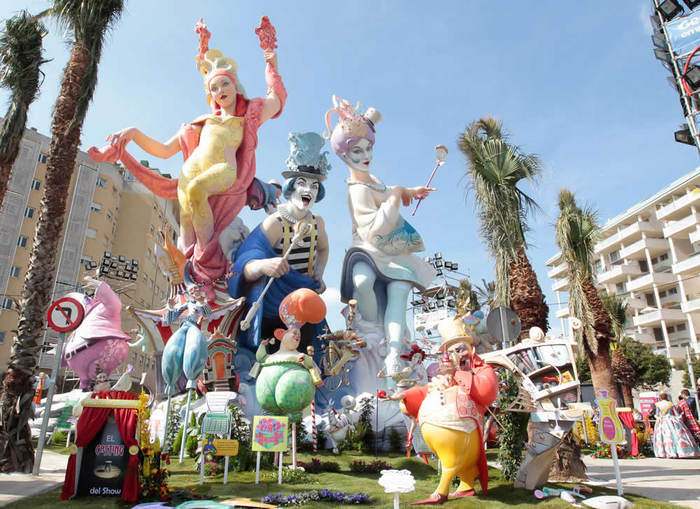 Journées du patrimoine 2019 - La fête des Fallas de la région de Valence (Espagne)
