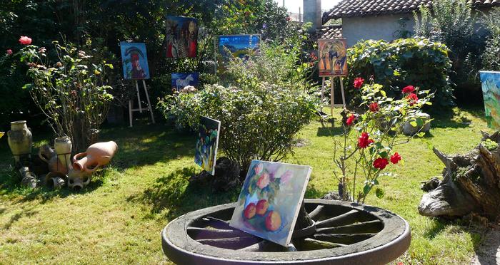 Journées du patrimoine 2019 - Portes ouvertes chez les peintres