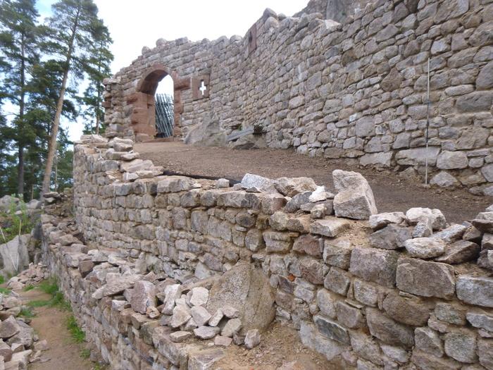 Journées du patrimoine 2019 - Visite guidée du Château de Kagenfels