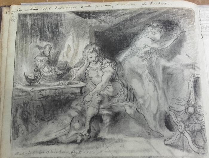 Exposition mensuelle d'œuvres remarquables conservées à la médiathèque Pierre-Amalric.