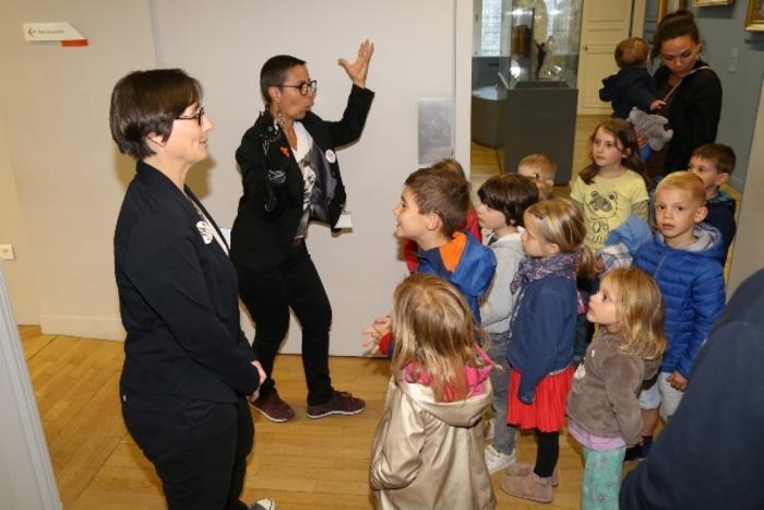 Journées du patrimoine 2020 - Visite sensorielle du MUDO