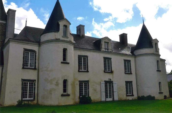 Journées du patrimoine 2020 - Château de la Herbretais