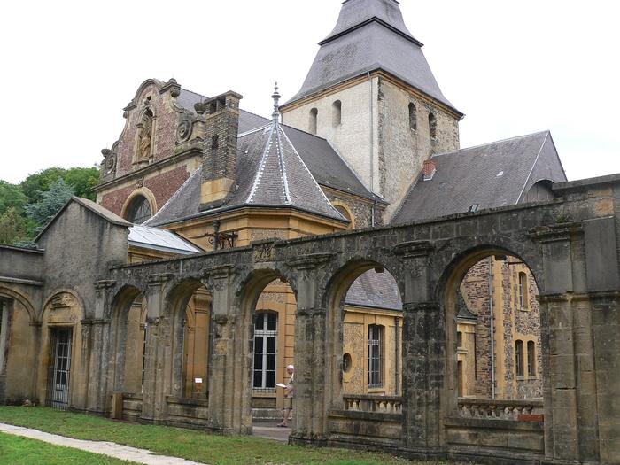 Journées du patrimoine 2019 - Conférence à l'Abbaye de Laval Dieu