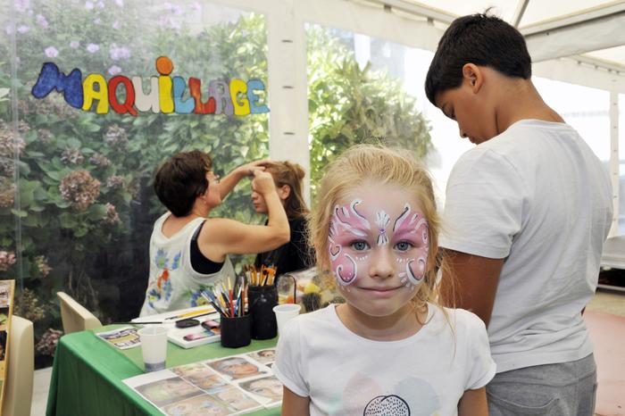 Journées du patrimoine 2019 - Maquillage pour enfants