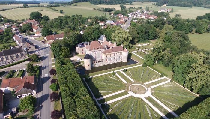Journées du patrimoine 2020 - Le château du Pailly et ses magnifiques jardins