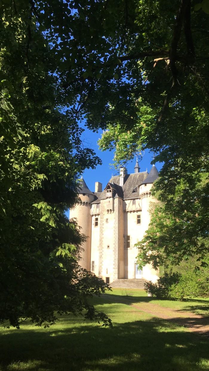 Journées du patrimoine 2020 - Poésie dans le parc du château