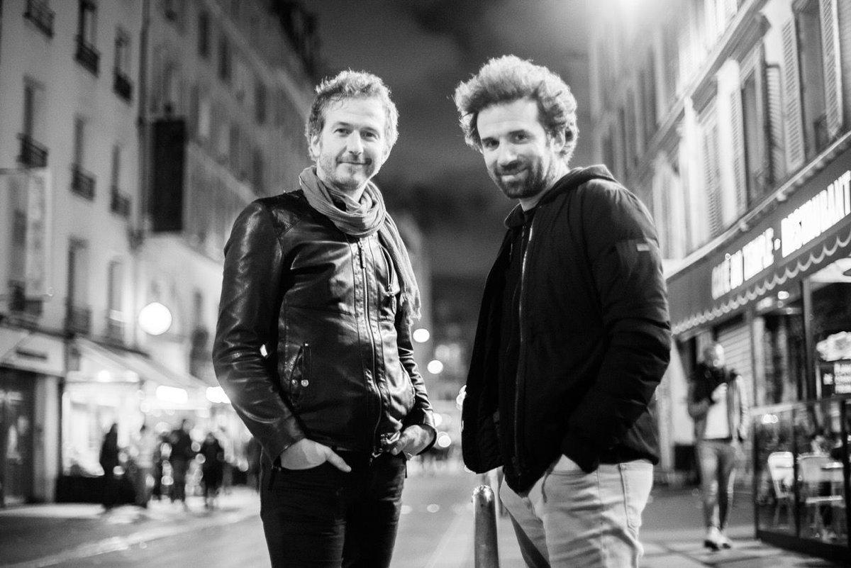 Lecture musicale avec Cyril Dion, écrivain, réalisateur, et Sébastien Hoog, guitariste, compositeur et interprète.