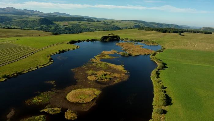 Journées du patrimoine 2019 - Les mystérieuses îles flottantes du lac des Bordes