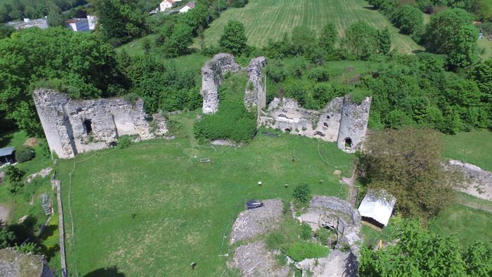 Journées du patrimoine 2019 - Visite du château médiéval de Blâmont