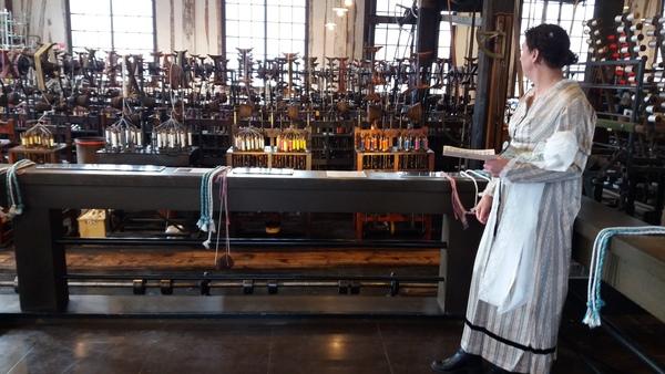 Nuit des musées 2019 -Visite guidée : plongez dans l'ambiance d'une usine textile du XIXe siècle