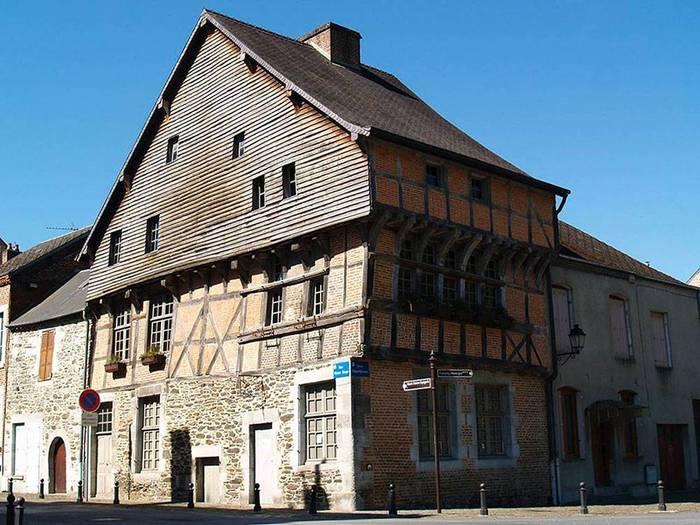 Journées du patrimoine 2020 - Découvrez le musée du vieux Revin dit Maison Espagnole