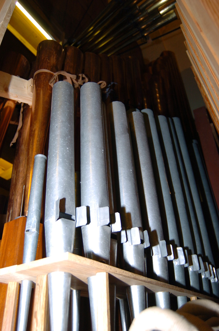 Journées du patrimoine 2019 - Découverte de l'orgue et concert