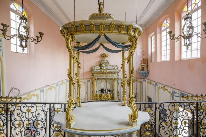 Nuit des musées 2019 -Visite commentée de la synagogue