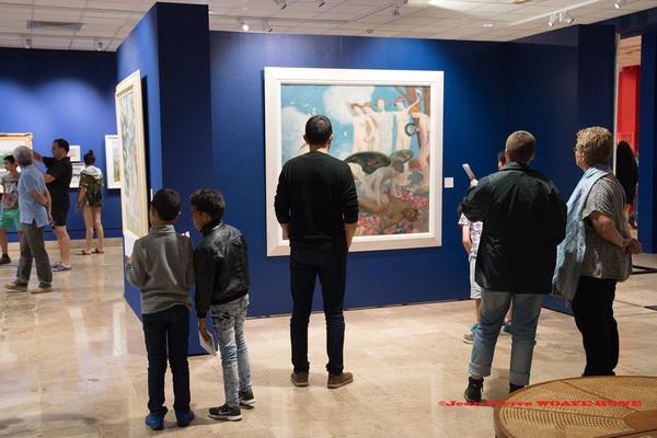 Nuit des musées 2019 -Exposition permanente