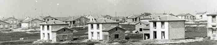 Journées du patrimoine 2020 - Des hommes et une cité : visite guidée d'un quartier d'après-guerre