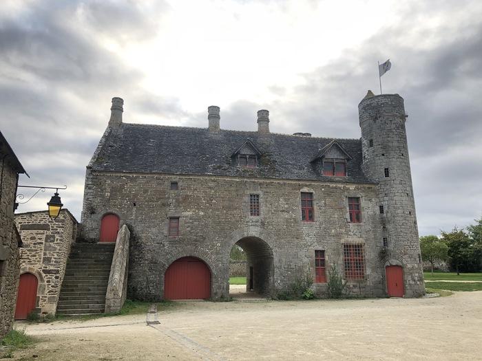 Journées du patrimoine 2020 - Visite guidée du Manoir de la Grand'Cour, à Taden