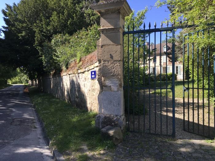 Journées du patrimoine 2020 - Visite du parc et du château de Sacy