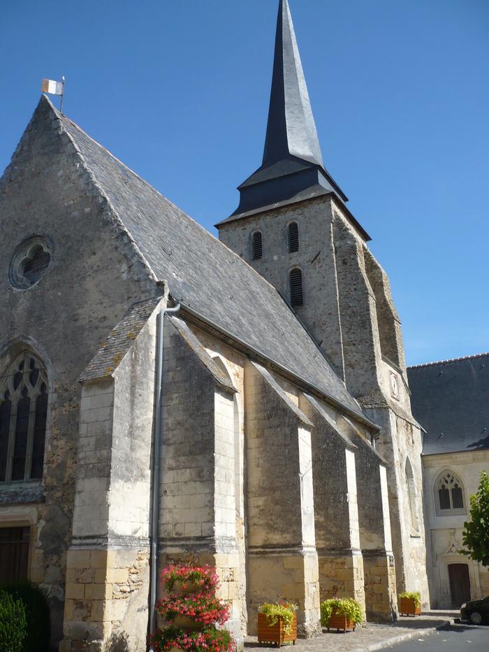 Journées du patrimoine 2020 - l'Eglise Saint-Cyr-et-Sainte-Juliette