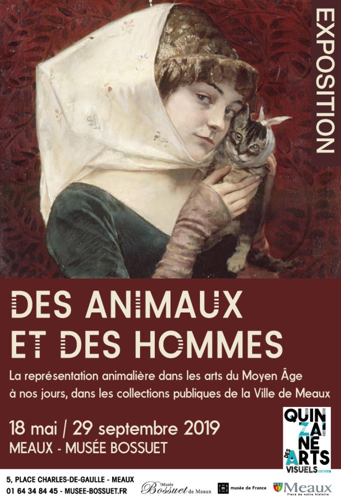 Nuit des musées 2019 -Exposition temporaire « Des animaux et des hommes »
