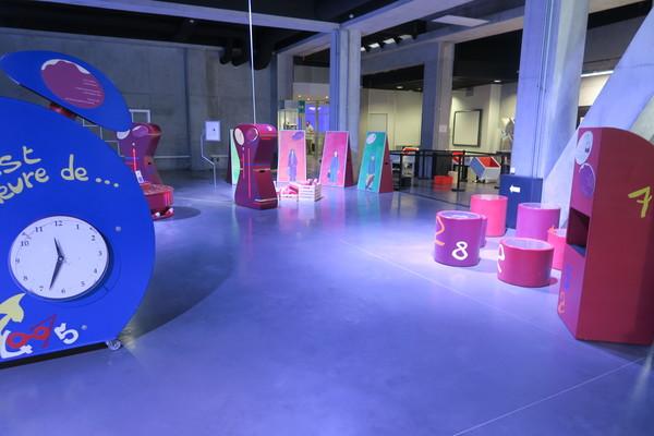 Nuit des musées 2019 -La Turbine sciences : visites d'expos et animations