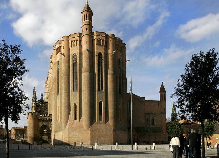 Visite guidée de la Cité Episcopale d'Albi - Juillet