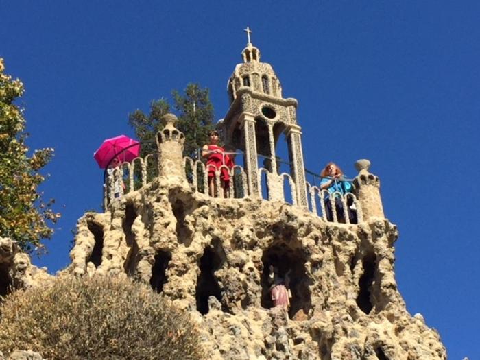 Journées du patrimoine 2019 - Visites commentées de l'Ermitage du Mont Cindre