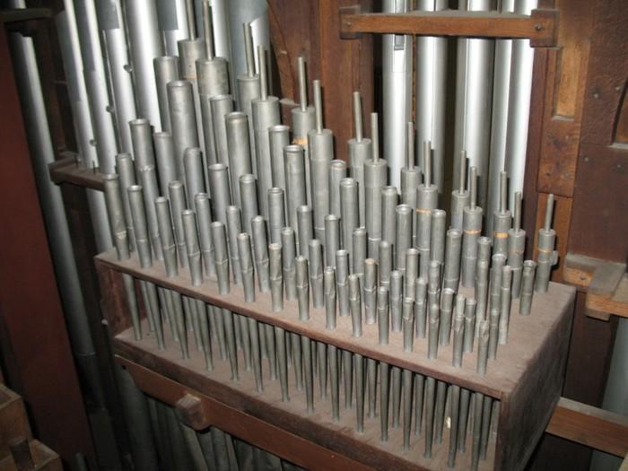 Journées du patrimoine 2019 - Visite et ateliers autour de l'orgue Valentin Rinkenbach