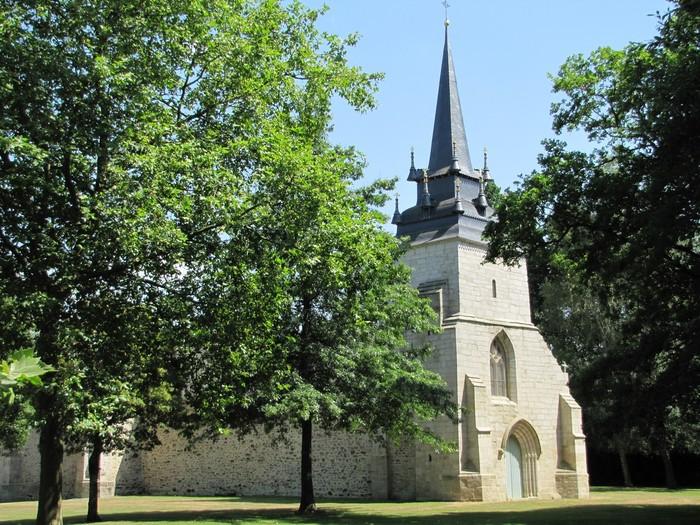 Journées du patrimoine 2020 - L'Art dans les chapelles à la chapelle Sainte-Noyale.