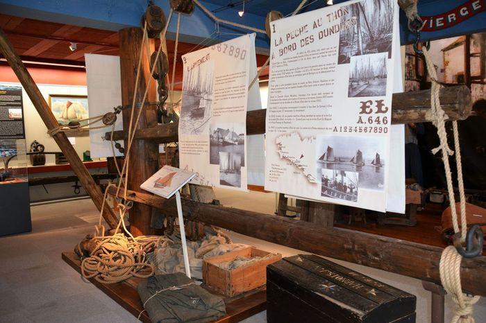 Journées du patrimoine 2020 - Visite commentée du Musée des Thoniers, à Étel