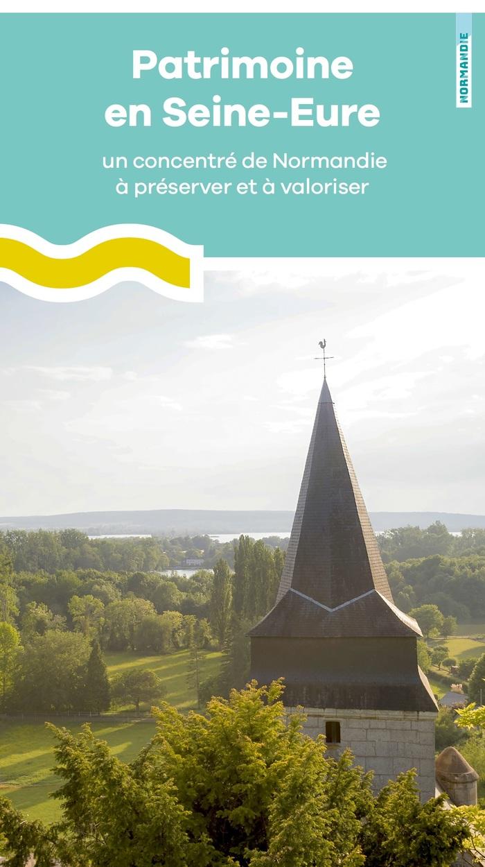 Journées du patrimoine 2019 - Conférence : Patrimoine en Seine-Eure : un concentré de Normandie à sauvegarder