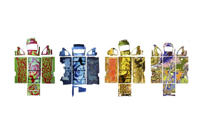 Journées du patrimoine 2020 - Exposition : Opération grand étalage des collections art nOmad !