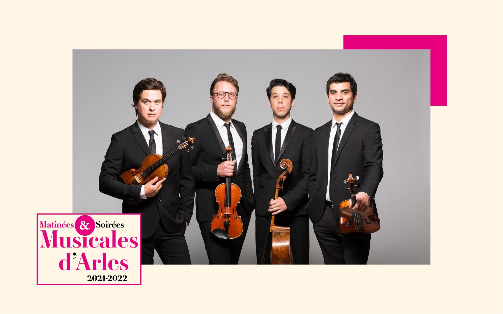 Le Quatuor Van Kuijk conclut en apothéose son intégrale des quatuors de Felix Mendelssohn.