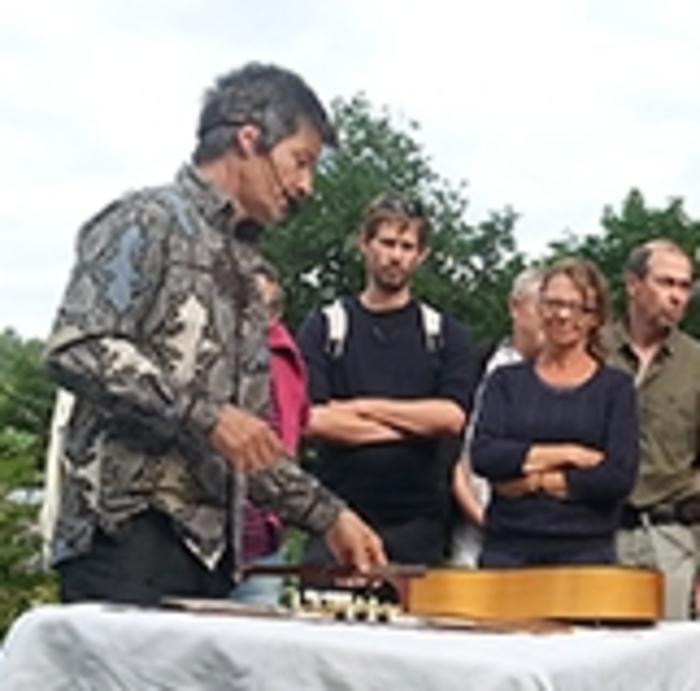 Journées du patrimoine 2019 - Atelier lutherie