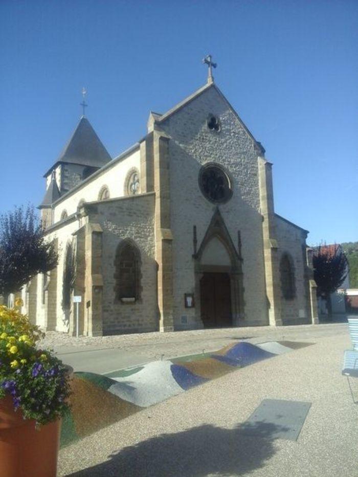 Journées du patrimoine 2020 - Visite de l'église Saint Louis d'Hauterive